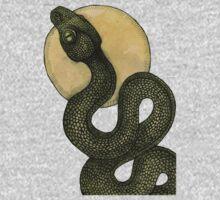 Snake Dance One Piece - Long Sleeve