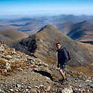The descent from Ben More by Shaun Whiteman