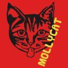 Mollycat - logo by Alan Hogan