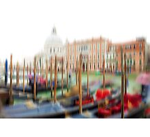 Expedition In Venezia IX Photographic Print