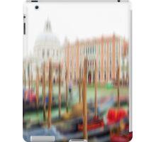 Expedition In Venezia IX iPad Case/Skin