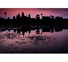 Angkor Wat - Siem Reap, Cambodia Photographic Print