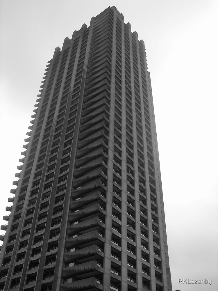 The Barbican by RKLazenby