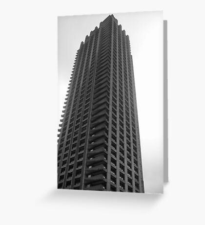 The Barbican Greeting Card