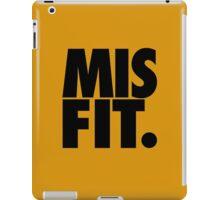 MISFIT. iPad Case/Skin