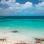 cancun beach by milena boeva