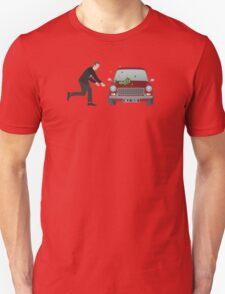 A Damn Good Thrashing! Unisex T-Shirt