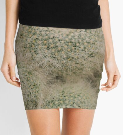 Cactus Mammillaria Furry Friend Mini Skirt