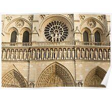 Notre Dame de Paris - 4 - The Three Portals ©  Poster