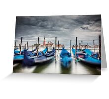 Expedition In Venezia XIX Greeting Card