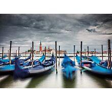 Expedition In Venezia XIX Photographic Print