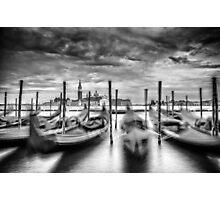 Expedition In Venezia XVIII Photographic Print
