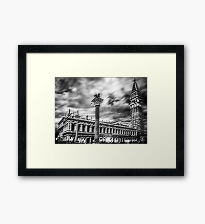 Expedition In Venezia XX Framed Print