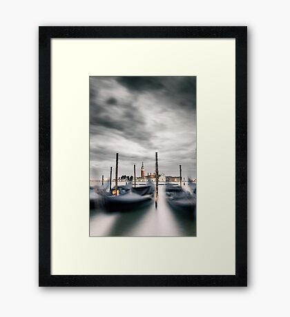 Expedition In Venezia XXII Framed Print