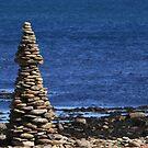 A Cairn (from càrn in Scottish Gaelic, carnedd in Welsh, karn or carn in Cornish, carn in Irish) by DJ-Stotty