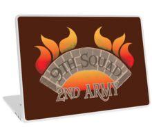 Bridgeburners armies regiments DISTRESSED  Laptop Skin
