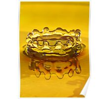 Golden Crown Poster