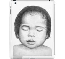 Asian Baby iPad Case/Skin