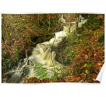 Waterfall at High Dam Poster