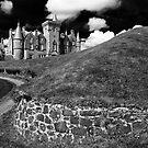 Glengorm castle by Shaun Whiteman