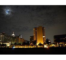 South Beach, Miami Photographic Print