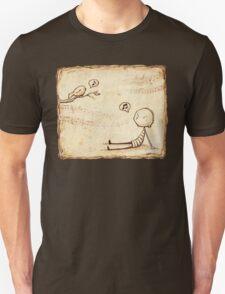 Whistle Border  T-Shirt