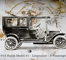 1910 Buick by garts