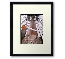 """""""The Crows Nest"""" Framed Print"""