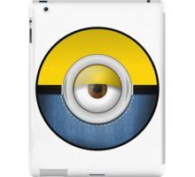 MINIMON EVOLUTION OH YEAH iPad Case/Skin