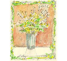 Fleurs Pour Babette Photographic Print