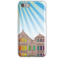 Cookes Building Summer iPhone Case/Skin