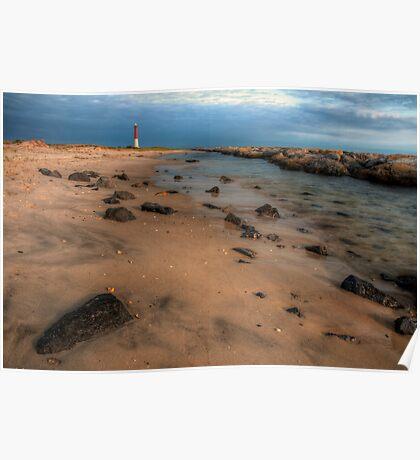 Barnegat Lighthouse State Park Poster