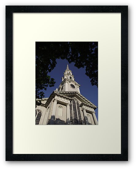 First Unitarian Church by endomental Artistry