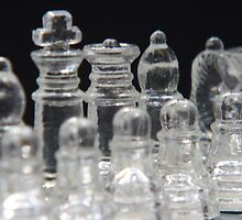 Chess Queen by Colin Bentham