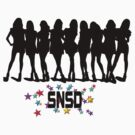 SNSD Girls' Generation II by SynthOverlord