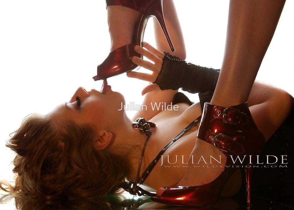 For the Love of Fabulous Heels by Julian Wilde