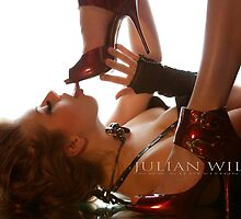 For the Love of Fabulous Heels by Julian Wilde