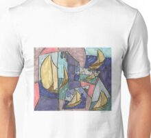 "Drawing: ""Sail I (2012)"" by artcollect Unisex T-Shirt"