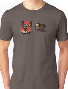 Burning The Blacksmith Unisex T-Shirt