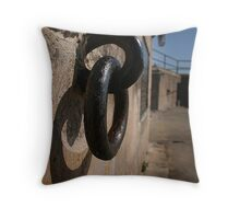 Shackles Throw Pillow