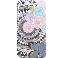 Butterfly Mandala iPhone Case/Skin