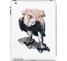 I'm a tough vulture iPad Case/Skin
