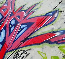 Graffiti 1 by Lafosse