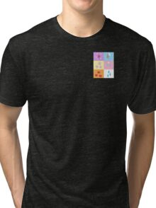 My little Pony - Elements of Harmony Cutie Mark Special Tri-blend T-Shirt