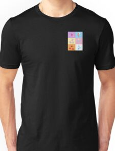My little Pony - Elements of Harmony Cutie Mark Special Unisex T-Shirt