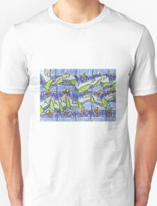 "Drawing: ""Sail III (2011)"" by artcollect Unisex T-Shirt"