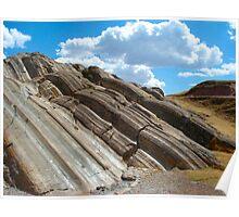 Rodadero Hill at Sacsayhuaman - Cusco, Peru Poster