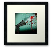 anti-inflammatory Framed Print