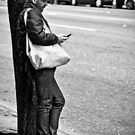 Street Texting by Steve Edwards