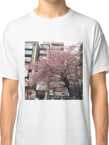 Cherry Blossoms Sakura  Classic T-Shirt